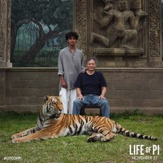 ... Richard Parker on Pinterest Life of pi, Tigers and Life of pi quotes