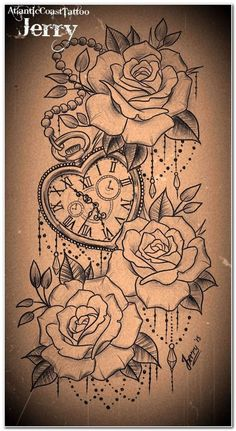 Another Picture of Mandala Rose Tattoo Design: Mand. Another Picture of Mandala Rose Tattoo Design: Mand. Another Picture of Mandala Rose Tatto. Little Heart Tattoos, Girl Back Tattoos, Lower Back Tattoos, Tribal Tattoos Girls, Thigh Tattoos Girls, Rosen Tattoo Bein, Body Art Tattoos, Hand Tattoos, Flower Tattoos
