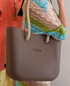 Obag Brązowa+uchwyty z liny | Obag Brown & rope natural Handles O Bag, Bucket Bag, Decor Ideas, My Style, Fashion, Moda, Fashion Styles, Fashion Illustrations