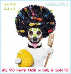 Mother's Day $50 Cash or Bath & Body Works Giveaway! Us moms sure do a lot and every now and then we get to be spoiled too!!  That is why we wanted to bring you this SPOIL YOU Mother…