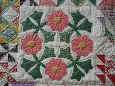 I finally finished binding my quilt that I showed you a peek  of last week. The thing that is really bad is that I finished it last August ...