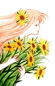Sunflowers by heikala on DeviantArt