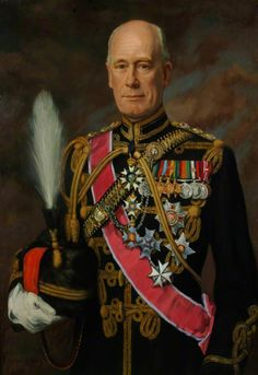 General Sir Charles Gairdner, Colonel of the King's Royal Hussars (@Patrick Baty)