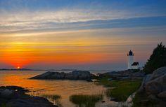 Gloucester MA lighthouse