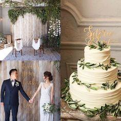 今日のpick up REAL PARTY HAVING YOUR BACK planner: 瀧川菜保子/TRUNK by shoto gallery( @takigawa.tsg ) bride: @emxx_wd BOHO WEDDINGを装飾のコンセプトにグリーンとウッドをふんだんに使用してアクセントカラーのアイボリーとネイビーで引き締めて空間のコーディネートがとびきりスタイリッシュなウェディングです このパーティーのアルバムを見る@archdays プロフィールから記事にとべます @trunkbyshotogallery #trunkbyshotogallery #takeandgiveneeds #thetreatdressing #bohowedding #weddingchairdecor #テイクアンドギヴニーズ #トリートドレッシング #青木屋テーラー #ボーホーウェディング #ウェディングケーキ #3段ケーキ #ウェディングケーキトッパー #ケーキトッパー #レタリング #ハンドレタリング #ブラッシュレタリング #ブラシレタリング #モダンカリグラフィー…