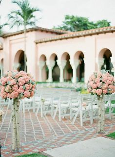 Chic Florida Wedding at Boca Raton Resort and Club from Justin DeMutiis Photography - MODwedding