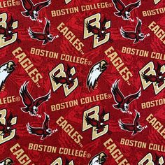 So excited to pick up this new #bostoncollege fabric today!! 🦅🦅🦅 . . . #bceagles #bcfabric #fabricfind #claresclothesline Boston College, Clothes Line, Eagles, Alexander Mcqueen Scarf, Fabric, Instagram, Tejido, Tela, Eagle
