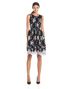 Shop a great selection of Calvin Klein Women's Sleeveless Lace Fit-and-Flare Dress. Find new offer and Similar products for Calvin Klein Women's Sleeveless Lace Fit-and-Flare Dress. Unique Dresses, Dresses For Work, Prom Dresses, Ladies Dresses, Fit Flare Dress, Fit And Flare, Calvin Klein Dress, Calvin Klein Women, Dresses Online