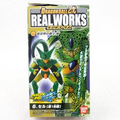 Dragon Ball Z Cell First Form Real Works Figure Bandai JAPAN ANIME