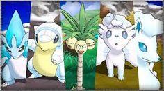 Drowned World: Nuevos Pokémon, Formas y detalles de 'Pokémon Sol'...