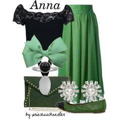 """Anna"" by princesschandler on Polyvore"