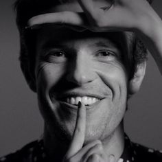 Brandon Flowers in Still Want You  like. the best shot in the whole video.