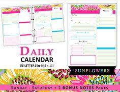 https://www.etsy.com/listing/233442335/lilly-inspired-daily-calendar-planner