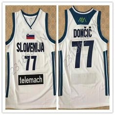 Online Cheap Luka Doncic Vintage Men S White Basketball Jersey Embroidery Stitches  Customize Any Size And Name 5ee856a55