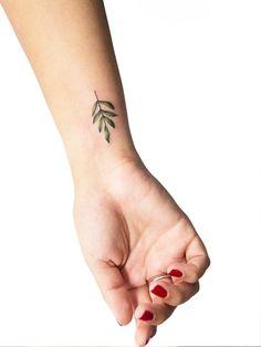 Kleine Tattoos » Einmalige Motive für schöne Mini-Tattoos | Stylight