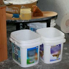 Working with clay requires certain things from the space we use. Here are some guidelines as to what you will need to consider when you are setting up your own pottery studio.