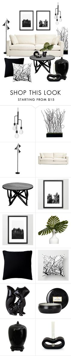 Living Room Black Forest By By Jwp Liked On Polyvore Featuring