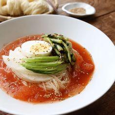 Cold Radish Noodles 열무국수