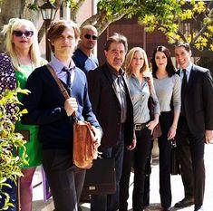 Criminal minds / AJ Cook / Paget Brewster / Matthew Gray Gubler / Shemar Moore / Kirsten Vangsness / Thomas Gibson / Joe Mantegna