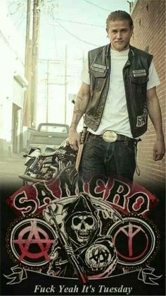 Sons of Anarchy - Jax Teller