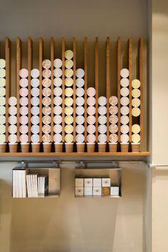 Gelateria Rocambolesc, Girona. Revista On Diseño #337 Hoteles y Restaurantes