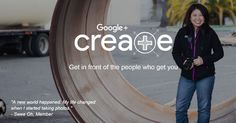 #Google+ is getting revamped with #Google+ #Create! This might set Google+ over the top and be well respected among the #socialmedia community. Find out more in the latest #TekShouts! #blog article.