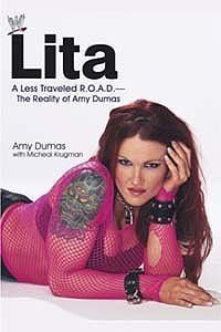 wwe lita book | ... ! Sports - Wrestling - Reviews : Lita's book an interesting R.E.A.D