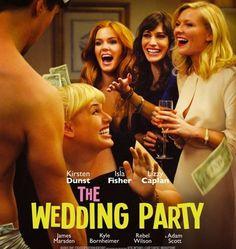 Matrimonio con sorpresa - The wedding party di LeslyeHeadland (2012) #film #wedding