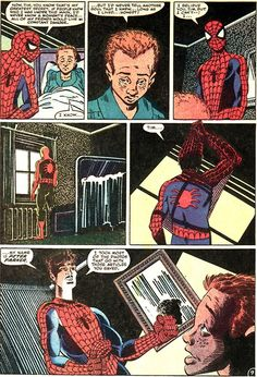 The kid who collected Spider-Man - Amazing Spider-Man 248