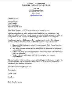 Cover Letter Example Nursing Career Perfectcover Letter Template