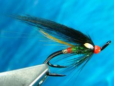Tying the Overtaker (Salmon Fly) with Davie McPhail