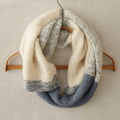 """Hand-woven exclusively for terrain by Peruvian artisans, this incredibly soft scarf from emiLime features a simple, colorblocked pattern made from cozy alpaca and sheep's wool.- A terrain exclusive- Alpaca, wool, polyamide- Hand wash and lay flat to dry, or dry clean- Handmade in Peru11""""H, 64.5""""L"""