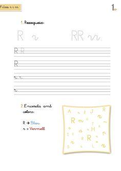 Fitxa ortogr r rr 1er