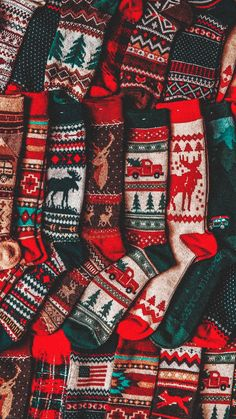 Christmas Mood, All Things Christmas, Merry Christmas, Christmas Stockings, Christmas Sweaters, Winter Wallpaper, Christmas Aesthetic, Wallpaper Gallery, Santa Baby