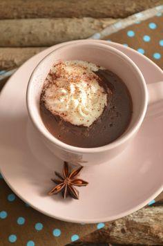 Cinnamon Gingember Hot Chocolate