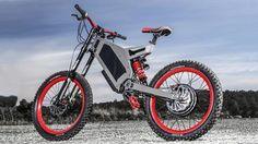 BBC - Autos - Australia's pedal-powered, electric trail terror