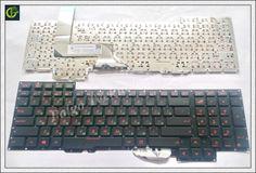 36.18$  Watch now - http://aidge.worlditems.win/all/product.php?id=32643916960 - Russian RU Keyboard  for Asus G751 G751JM G751JT G751JY 0KNB0-E601RU00 ASM14C33SUJ442 black laptop keyboard