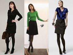 Woman Career Dressing Style