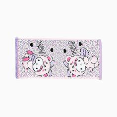 Hello Kitty face towel