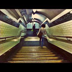 #underground #architecture #london