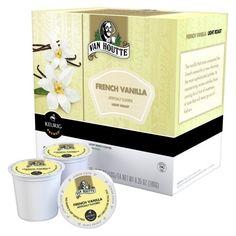 Van Houtte French Vanilla K-Cups