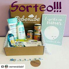 Últimos días del sorteo! Pasaos por el perfil de @esmeraldabf para participar   Aún quedan unos días hasta final de mes ...no os perdáis la oportunidad de poder ganar esta maravillosa cajita de @bebenube  SORTEO A LA VISTA!!!! Hola amig@as!! Próximamente sortearé esta maravillosa cajita de @bebenube !!!  Yo tengo mi suscripción anual con ellos y estamos encantados con sus productos y regalitos para Martín!!! Y por eso quiero compartirlo con vosotr@s... Requisitos??? Seguir a una servidora y…