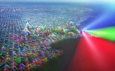 This Is What The World Would Look Like If Cell Phone Radiation Was Visible ~ RiseEarth