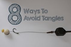 Welcome to eight ways to avoid tangles your own carp fishing. Recently I was asked the question 'what is the best way to prevent rig tangles?'. So I decided to write this mini guide for all those w…