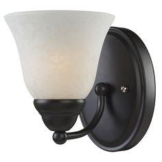 Athena 1 Light Vanity Light