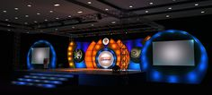 Stage Design, Event Design, Led Video Wall, Stage Set, Staging, Places To Visit, The Originals, Music Awards, Design Ideas