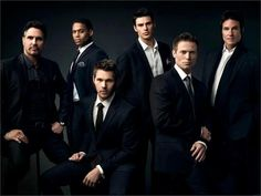 The Men of The Bold and the Beautiful