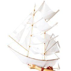 Ghost Ship Kite - large