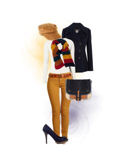 """Autumn"" by acrisbsg on Polyvore"