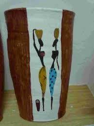Resultado de imagen para tejas pintadas a mano